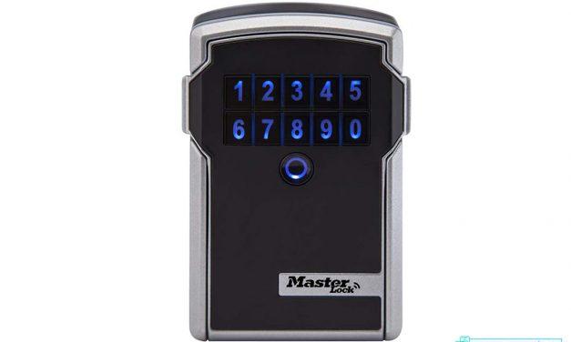 Test de la boîte à clés 5441EURD de chez MasterLock