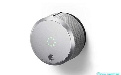 Test de la serrure connectée Smart Lock Pro de chez August Home