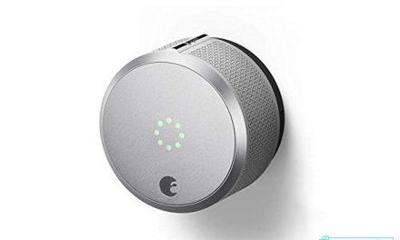 Test de la serrure connectée Smart Lock Pro de chez August Home
