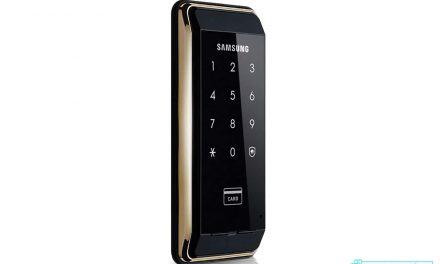 Test de la serrure intelligente SHS-D500 de chez Samsung